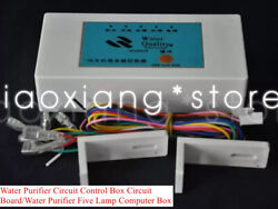 Water Purifier Circuit Control Box Circuit Board Five Lamp Computer Box $23.00