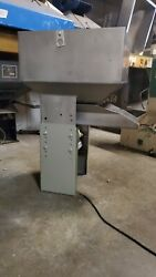 Automation Devices Inc Vibratory Bulk Parts Hopper Feeder Stainless Bin Tray $399.99