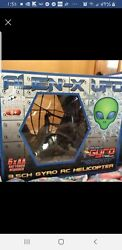 X UFO GYRO Electric 3.5CH RTF RC Helicopter Drone $35.99