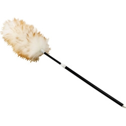 Lambswool Cleaning Duster Commercial With Extendable Telescoping Handle 42 inch