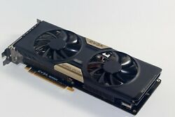 EVGA Nvidia GeForce GTX 770 2GB GPU SC Superclocked Graphics Card PC Gaming $150.00