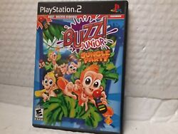 Buzz Junior Jungle Party for Playstation 22008 Game Only $9.99