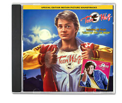 TEEN WOLF 1985 amp; TEEN WOLF TOO 1987 CD Special Edition Soundtrack 80#x27;s Pop $9.99