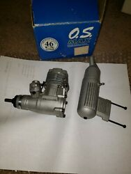 OS Engine OS max 46 FX rc motor Clean $99.99