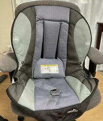 Evenflo Triumph Baby Car Seat Replacement Cover Gray Green $34.99