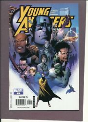 Young Avengers 7 2005 2nd Cassie NM 9.4 $9.99