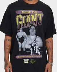 Wwe Andr� The Giant Vintage T Shirt Vintage Gift For Men Women Funny Tee $20.95