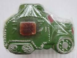 WW2 Japanese Army Pottery Toy Control Association Armored Car Piggy Bank $380.00