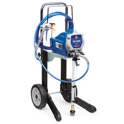 Graco X7 Magnum Electric Airless Sprayer 262805 w wty and New Hose Refurbished $294.00