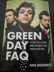Faq Ser.: Green Day FAQ : All That#x27;s Left to Know about the World#x27;s Most Popula… $3.99