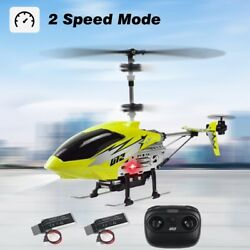 Cheerwing U12 Mini RC Helicopter Remote Control Helicopter w 2 Batteries Yellow $27.98