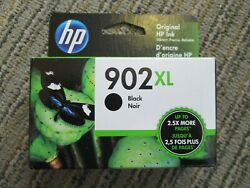 NEW HP 902XL Black Inkjet Cartridge 10 2021 Multiples available