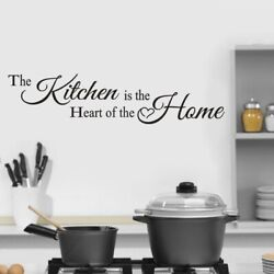 Womail The Kitchen Home Decor Wall Sticker Decal Bedroom Vinyl Art Mura $20.00