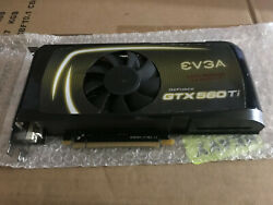 EVGA nVidia Geforce GTX 560 Ti 2GB GDDR5 256 Bit Video Graphics card GPU PC $59.99