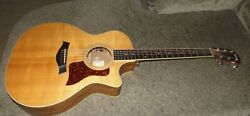 Taylor 414CE Grand Auditorium Acoustic Electric in OEM Hardcase $1385.95