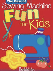 Best of Sewing Machine Fun For Kids Crafts $5.00