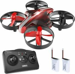 SANROCK GD65A Upgrade Mini Drones for Kids and Beginners RC Helicopter... $31.58