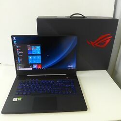 ASUS GAMING LAPTOP MODEL GU502L iCORE 7 15.6quot; WINDOWS 10 HOME *NICE* $999.00
