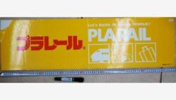 Rare Novelty For Promotional Use Panel Tommy Takara Plarail Let#x27;S Build World $527.12