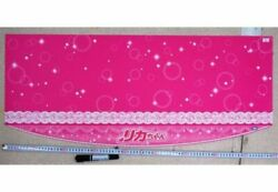 Rare Novelty For Promotional Use Paper Panel Tommy Takara Licca Chan Pink Mount $527.12