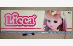 Rare Novelty For Promotional Use Panel Tommy Takara Licca Licca Chan Beautiful $527.12