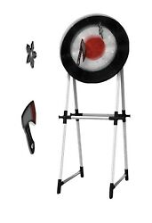 SADDLEBRED Axe and Throwing Star Target Set Game New In Box $59.95