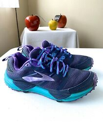 BROOKS Cascadia 12 Women#x27;s Trail Running Shoes Size 6.5 $39.99