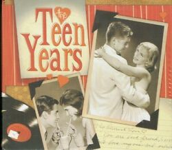The Teen Years by Various Artists 10 CD Set Time Life Music NEW Free Shipping $38.75