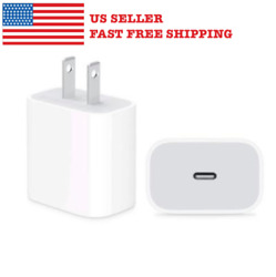 USB C 20w Power Block Adapter Charger for Apple iPhone 12 iPhone Fast Charging $8.99