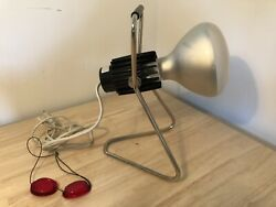 Lampe Solaire Philips Infraphil KL2901 Design Charlotte Perriand EUR 100.00