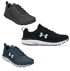 Under Armour UA Charged Assert 9 Running Shoe Athletic Sneaker 3024590 New 2021 $59.95