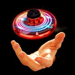 Mini RC Drone Aircraft Hand Sensing Infrared Small Drone Quadcopter Kids Toys $15.89