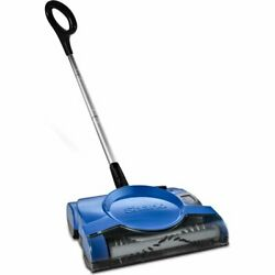 Cordless Rechargeable Floor And Carpet Sweeper Lightweight And Swivel Steering $45.99