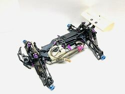 Rare Discontinued Hpi Hellfire *Roller Slider Only* 1 8 Chassis Rc Nitro Truggy $269.99