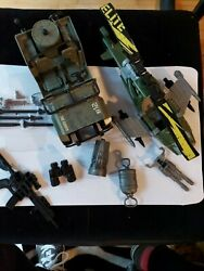 Military Humvee And Helicopter Toys $8.00