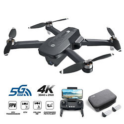 Holy Stone HS175D 4K HD Camera RC Drone WIFI FPV 2 Batteries GPS Quadcopter $199.98