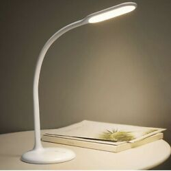 Cordless Lamp LED Desk Lamp Battery Operated Table Lamps Rechargeable White $34.00