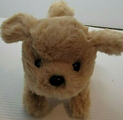 Cute Toy Dog Adorable Little Dancing Dog Battery Operated Toy Tail Wags $15.95