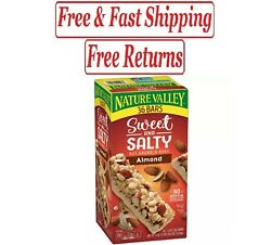 Nature Valley Sweet and Salty Nut Almond Granola Bars 36 ct. $13.11