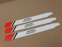 Spare Rotor Blades For Amewi SC150 Helicopter RC Heli Brushless RTF Lipo $11.53