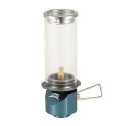 BRS 5S Mini Camping Lantern Candle Tent Lamp with Glass Globe C2H8 $24.19