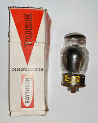 Tung Sol 6550 Three Hole Gray Plate Vacuum Tube Branded for Raytheon 3 $112.99