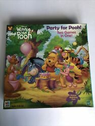 Winnie the Pooh: Party for Pooh 2 Games in One board game $49.99