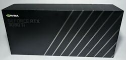NVIDIA GeForce RTX 3080 Ti Founders Edition 12GB Graphics Card Brand New Sealed $2199.98