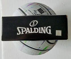 Spalding NBA Marble Series Basketball Official Game Ball Size 29.5quot; New Open Box $19.99