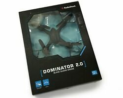 Radio Shack Dominator 2.0 RC Drone Quadcopter 2.4GHz 4CH 6 Axis $12.11