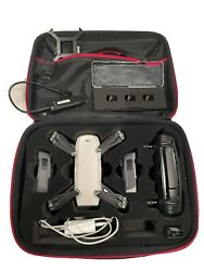 DJI Spark Drone And Accessories $375.00