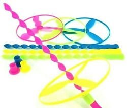 100 set Flying Disc Helicopter Outdoor game Kid beach Christmas wholesales toys $39.99