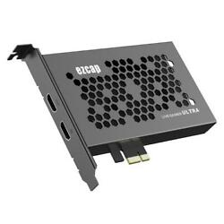 4K Capture Cards for Game Live Streaming Gamelink Raw Recording 323 Live $117.46