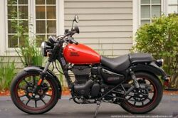 2021 Royal Enfield Meteor Fireball Red $5019.00